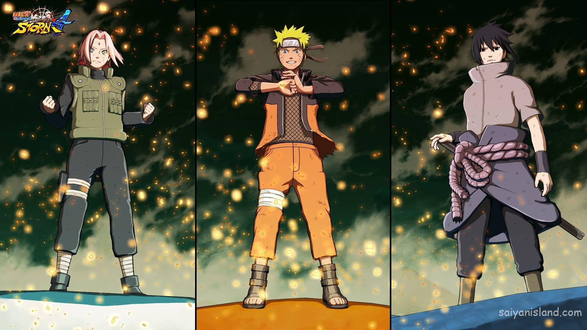Naruto Wallpapers Team 7 Wallpaper Android : Anime Wallpaper ...