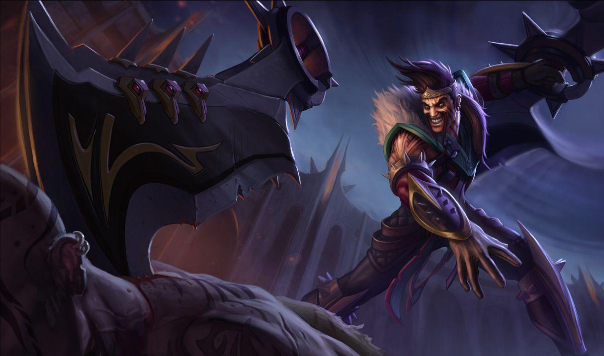 Draven - League of Legends Wallpapers
