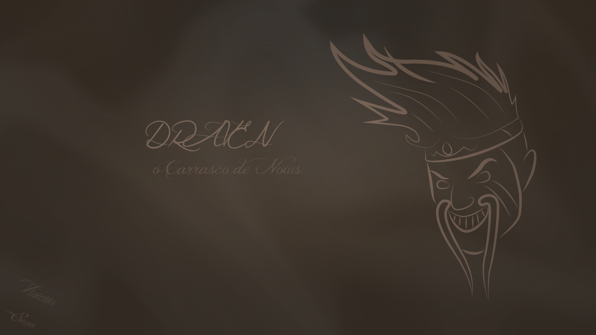 Draven - LoLWallpapers