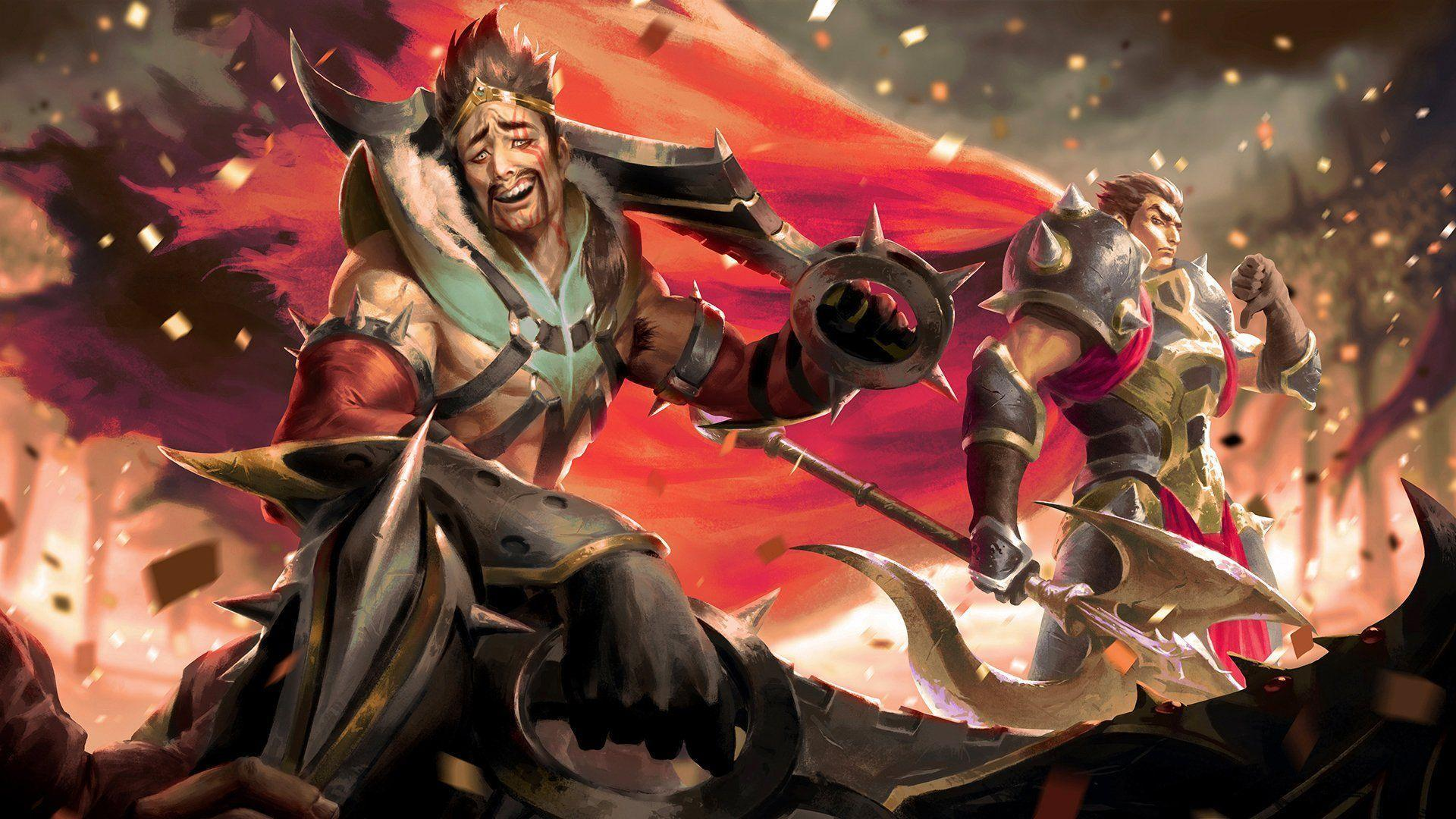 25 Draven (League Of Legends) HD Wallpapers | Backgrounds ...