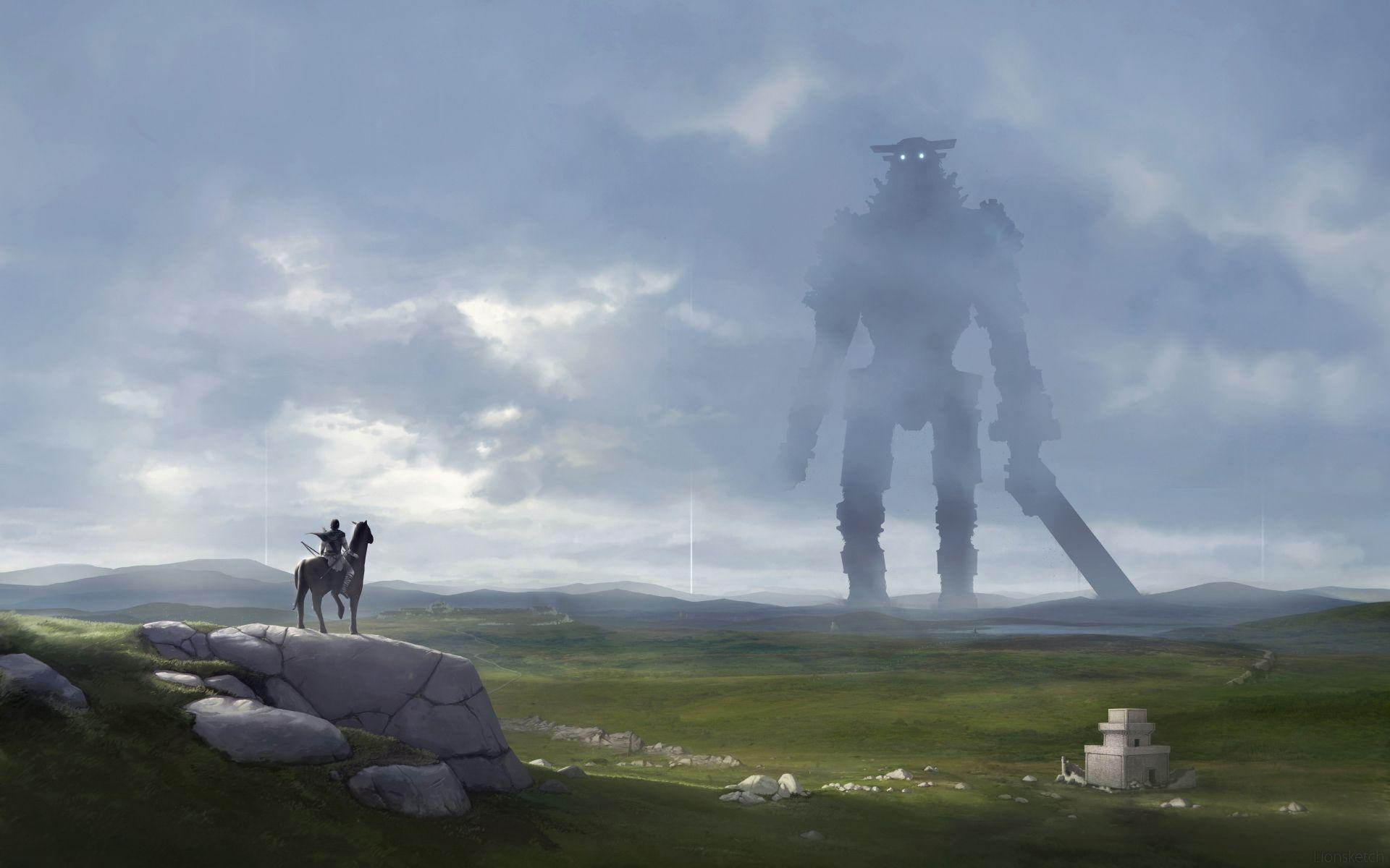 Shadow Of The Colossus Wallpapers, Shadow Of The Colossus Images ...