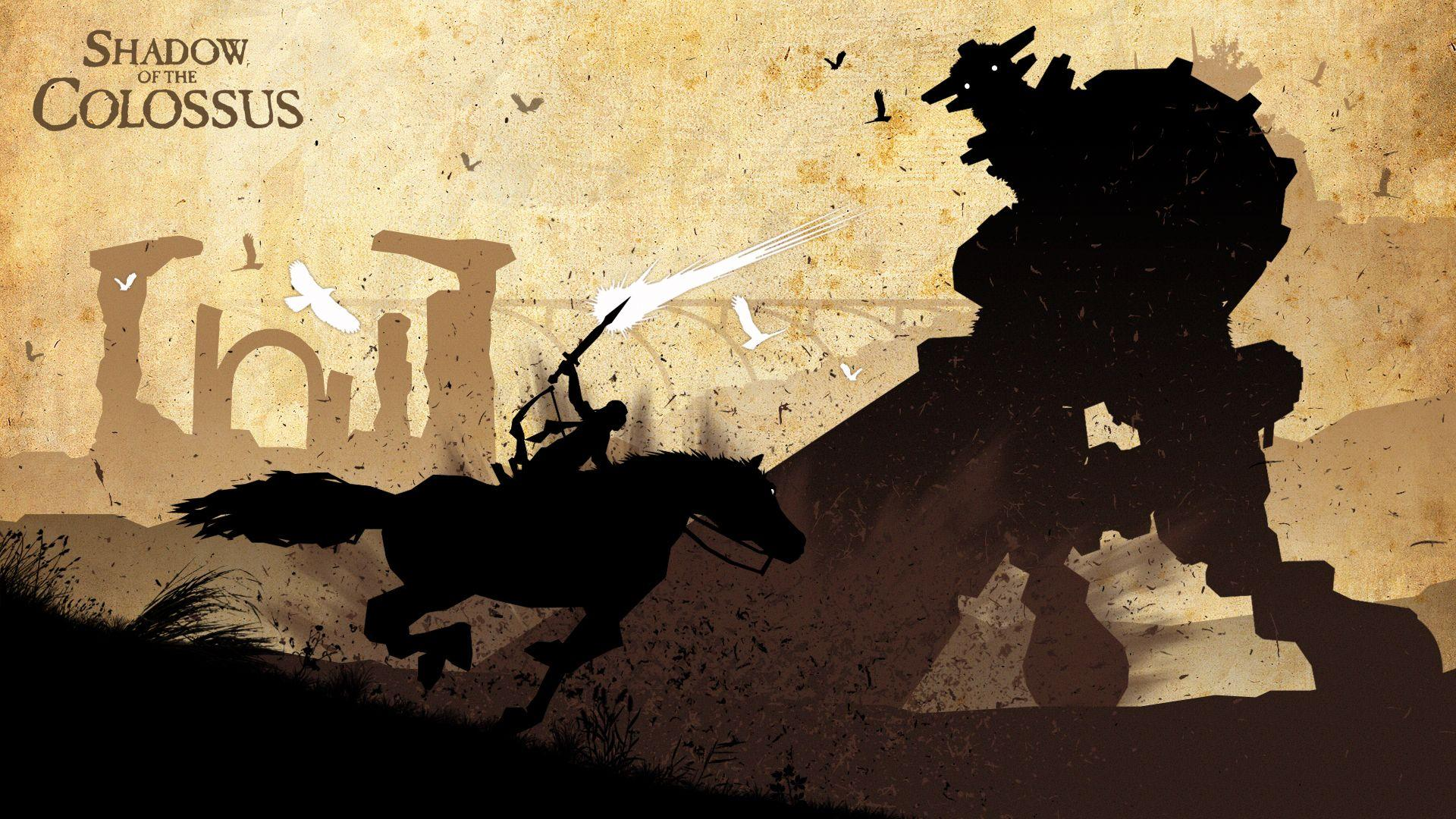 "Résultat de recherche d'images pour ""shadow of the colossus wallpaper"""