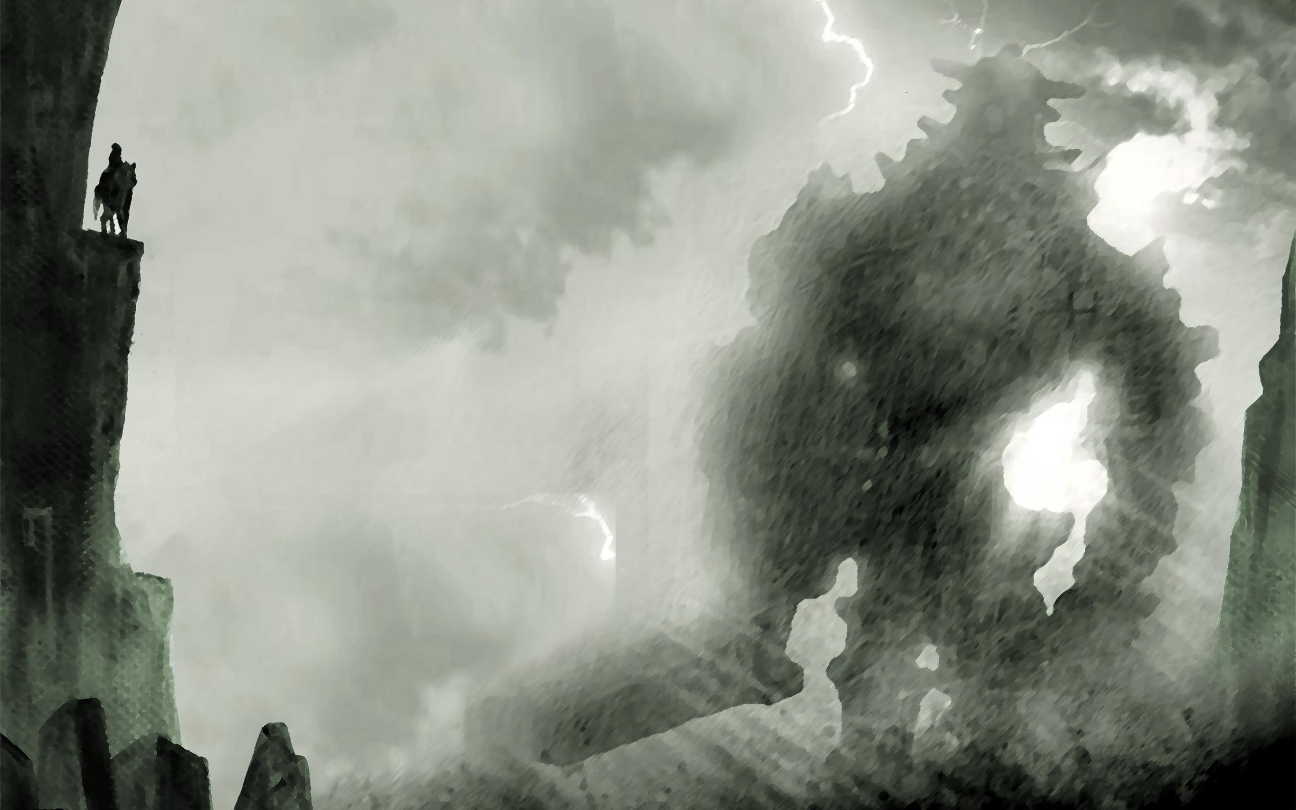71 Shadow Of The Colossus HD Wallpapers | Backgrounds - Wallpaper ...