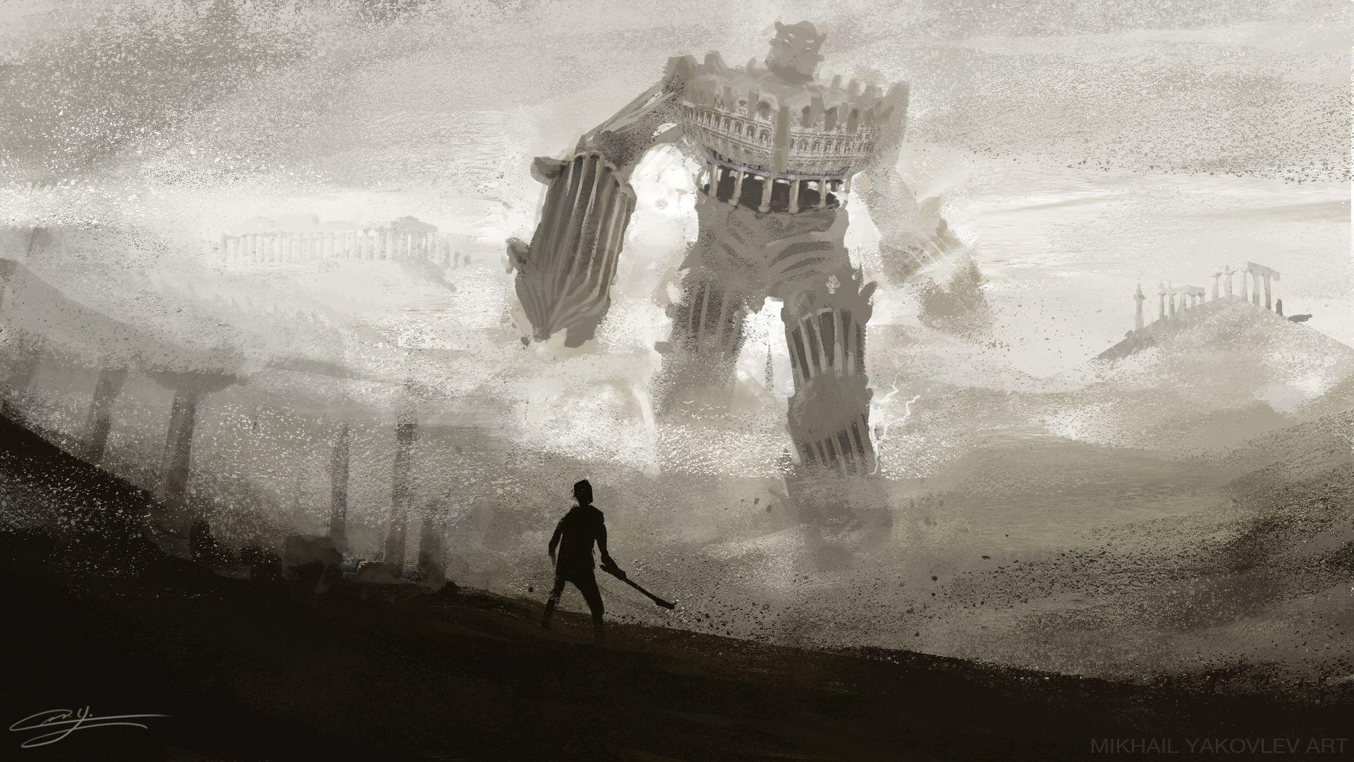 Best Shadow Of The Colossus Pictures: Shadow Of The Colossus ...