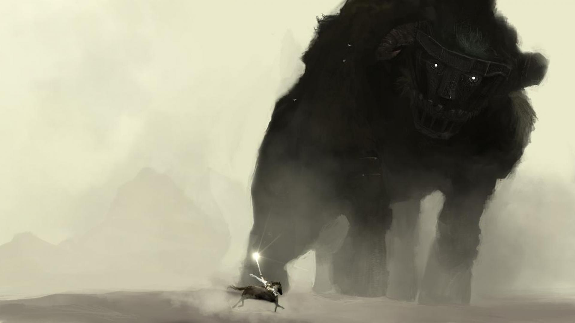 shadow of the colossus wallpaper images (14) - HD Wallpapers Buzz