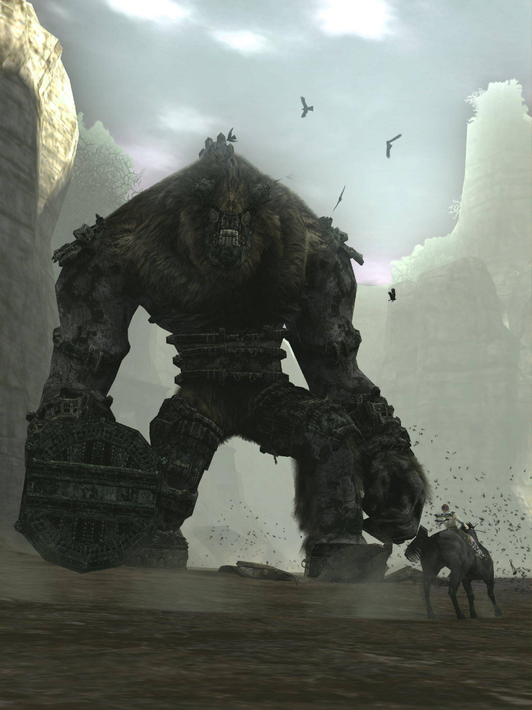 Shadow of the Colossus - Shadow of the Colossus Wallpaper