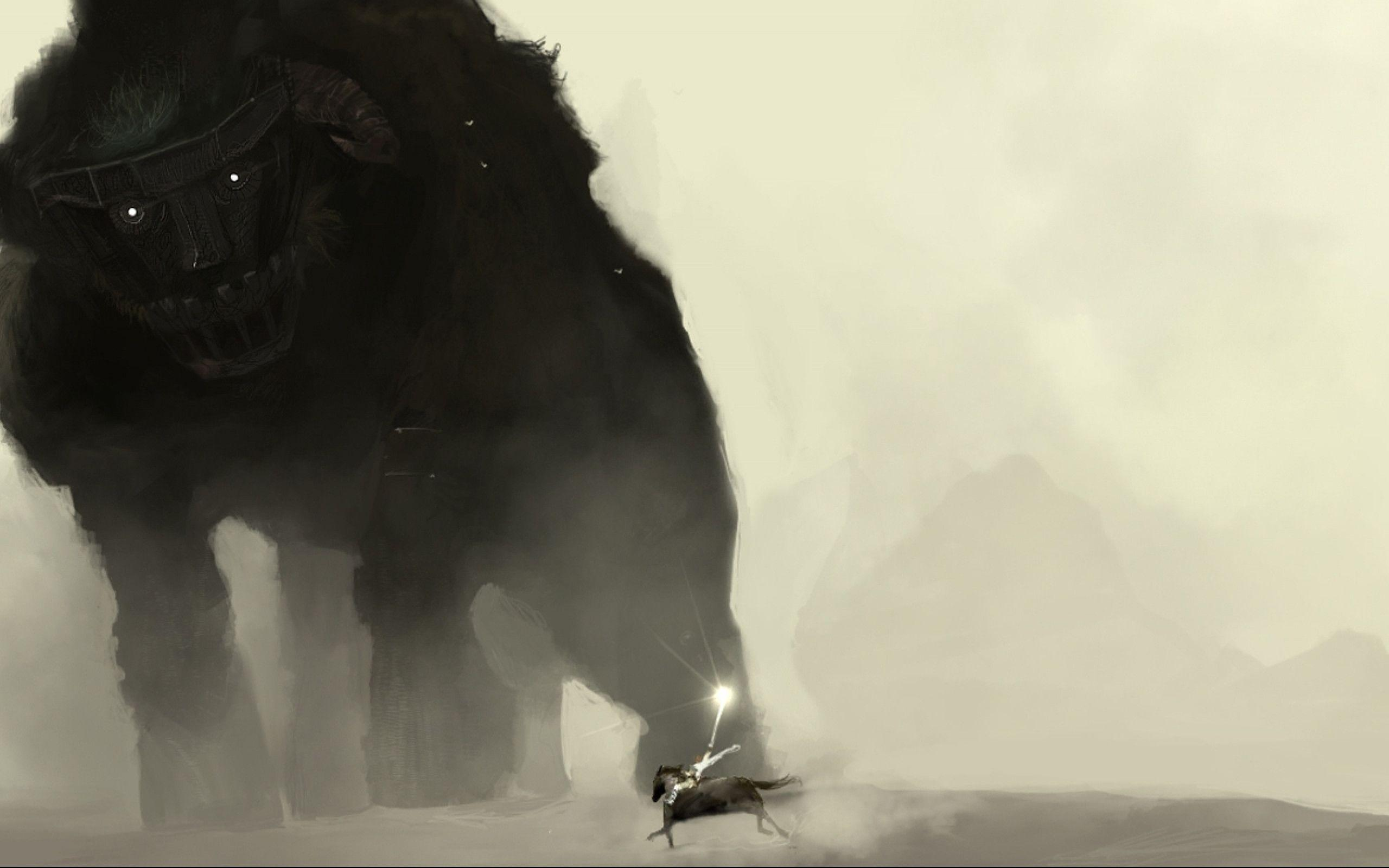 17 Best images about Ico & Shadow of the Colossus on Pinterest