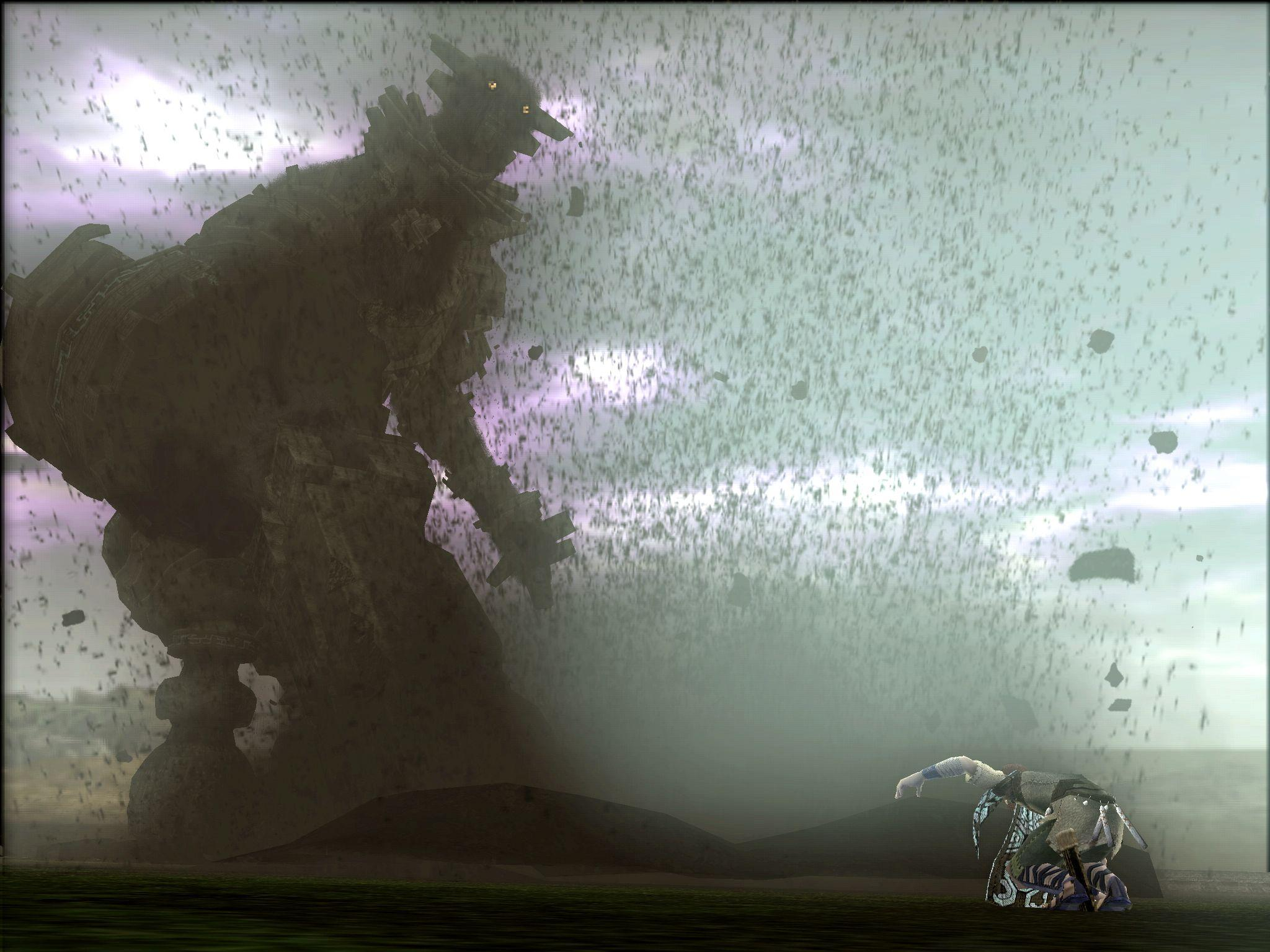 Shadow of the Colossus Wallpaper - WallpaperSafari