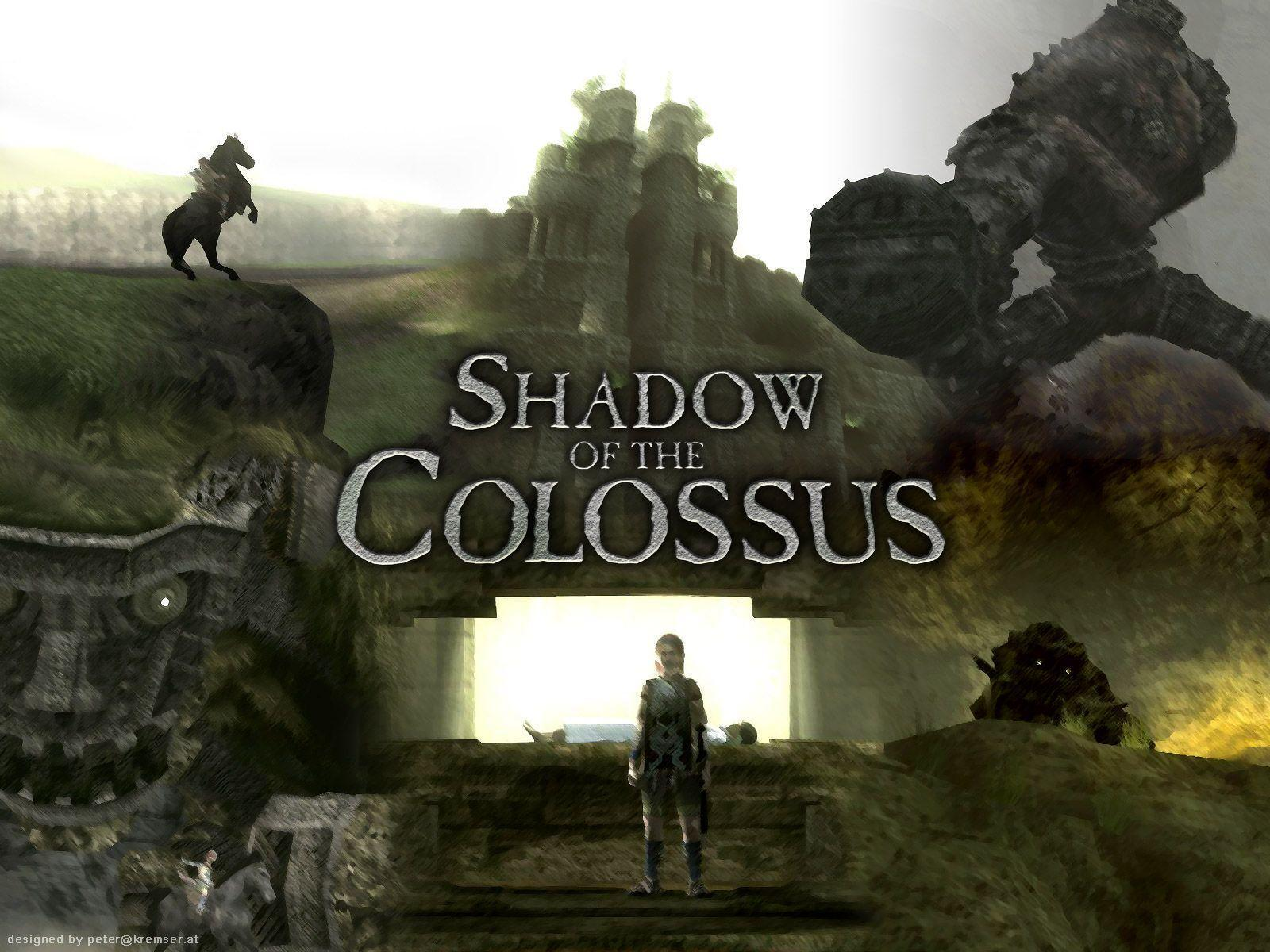 17 Best images about Shadow of the Colossus on Pinterest | Art ...