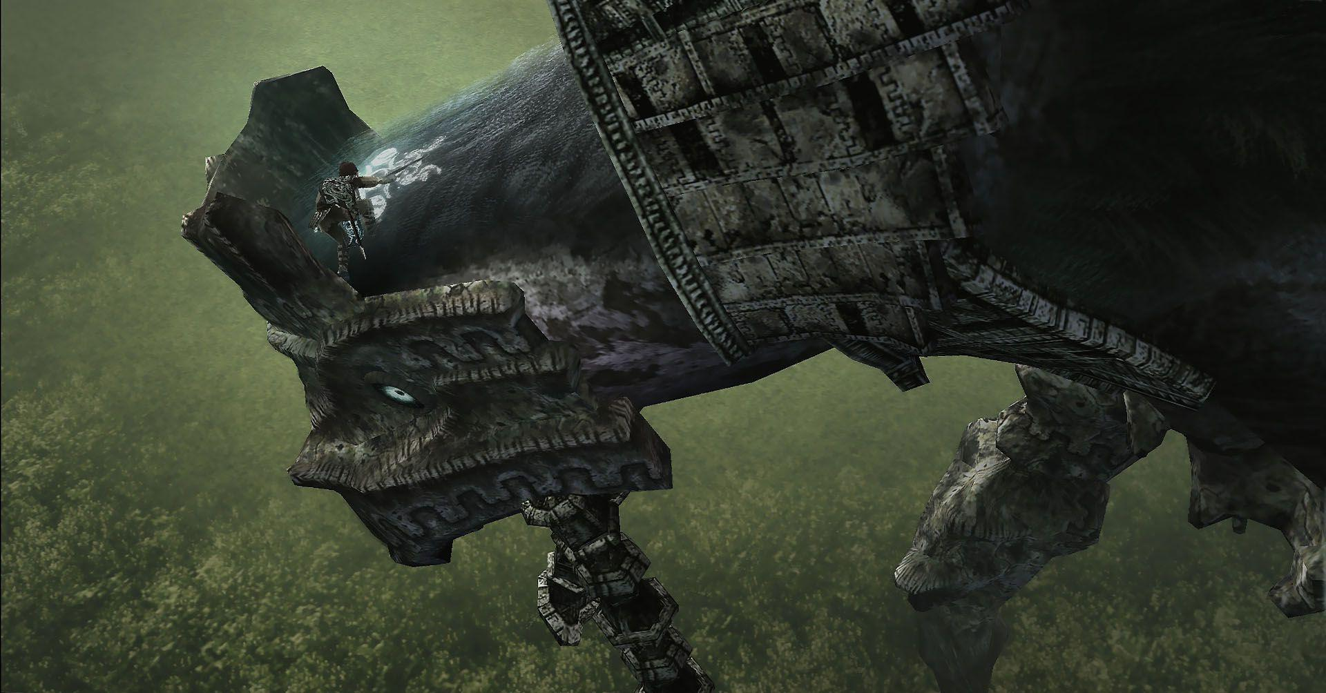 Shadow Of The Colossus Wallpapers HD / Desktop and Mobile Backgrounds