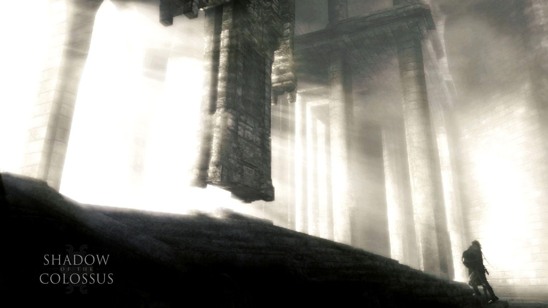 Wallpaper #3, wallpaper from Shadow of the Colossus - gamepressure.com