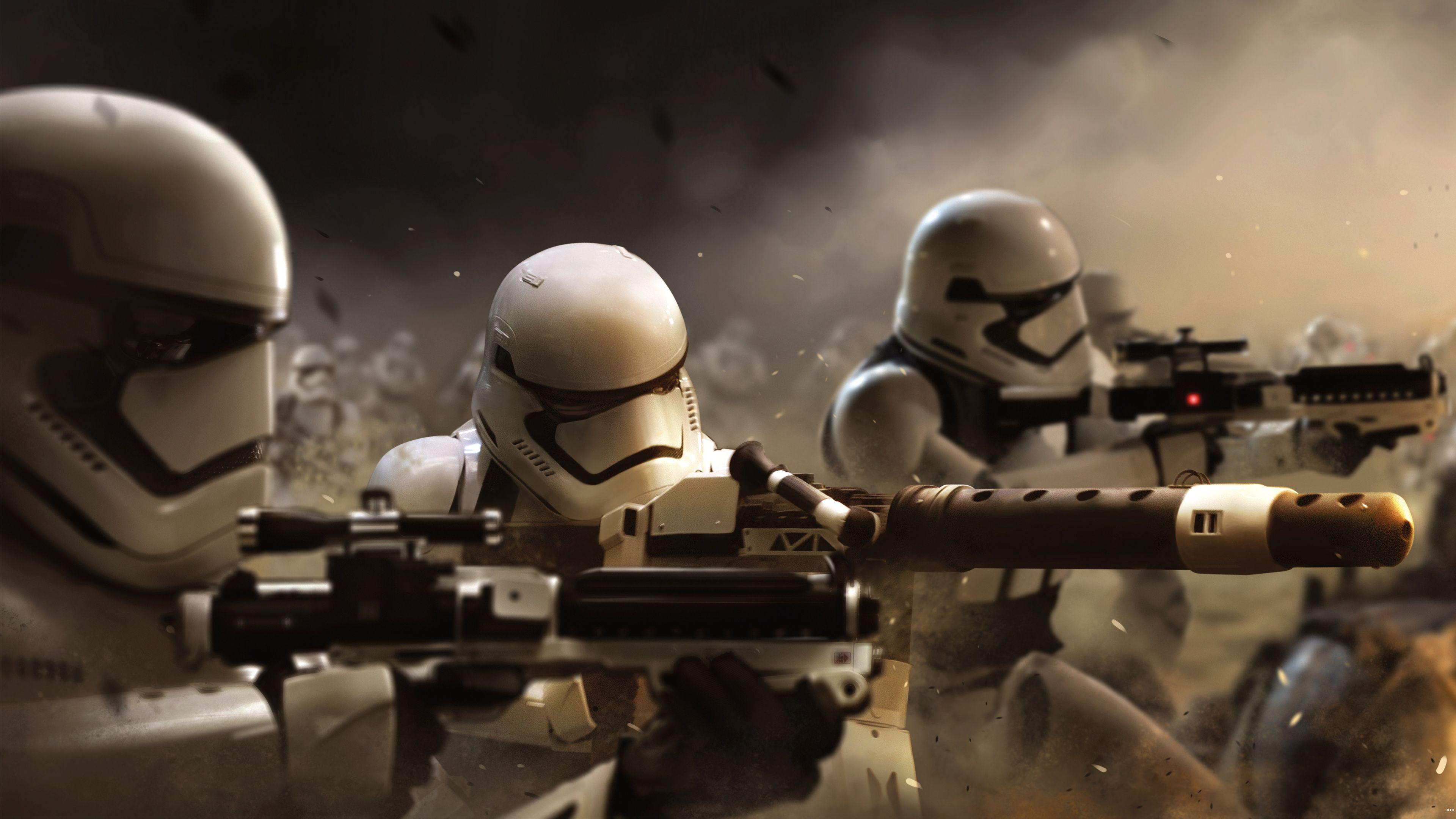 Storm Troopers Wallpaper - WallpaperSafari