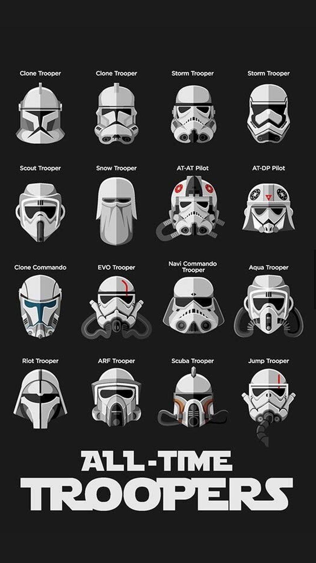 All of the Stormtrooper #StarWars | Star Wars | Pinterest | The o ...
