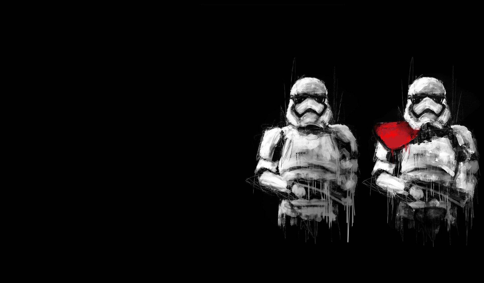 Stormtrooper Wallpaper HD | PixelsTalk.Net