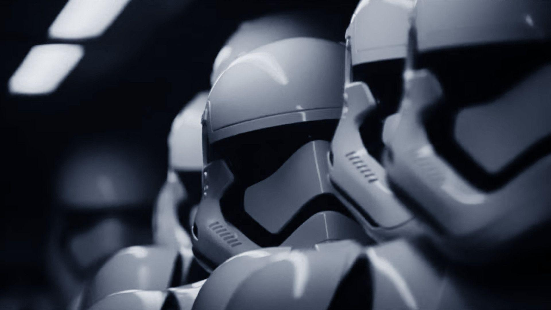 The Force Awakens Stormtroopers Wallpaper by HD Wallpapers Daily