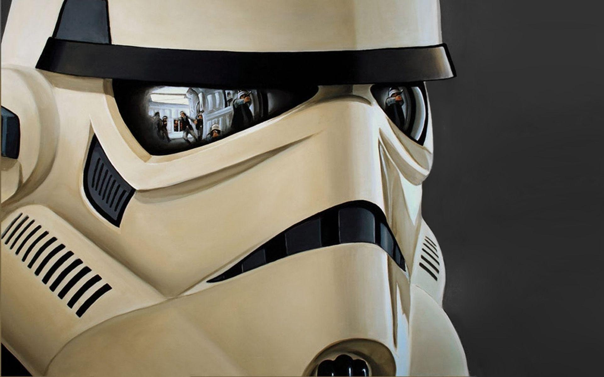 Star Wars 7 Stormtrooper Wallpaper - WallpaperSafari