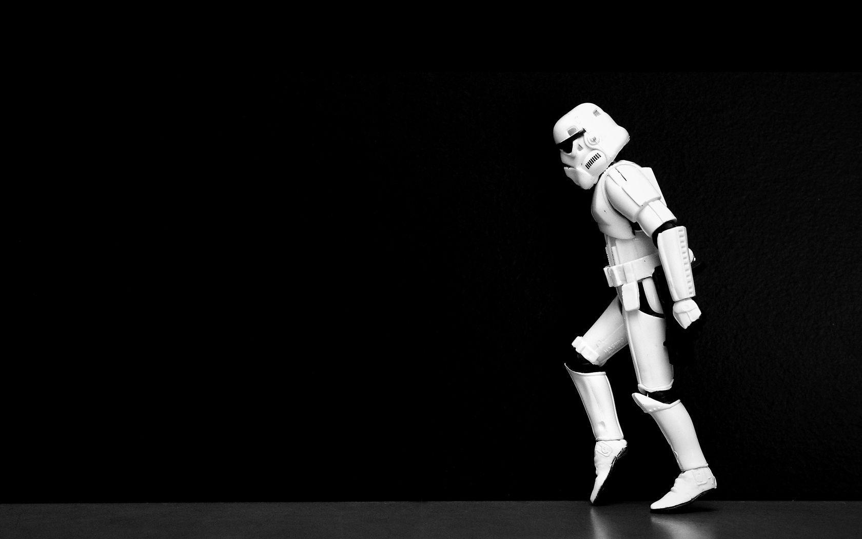 Stormtrooper Moonwalk Wallpaper | Stormtroopers | Pinterest ...