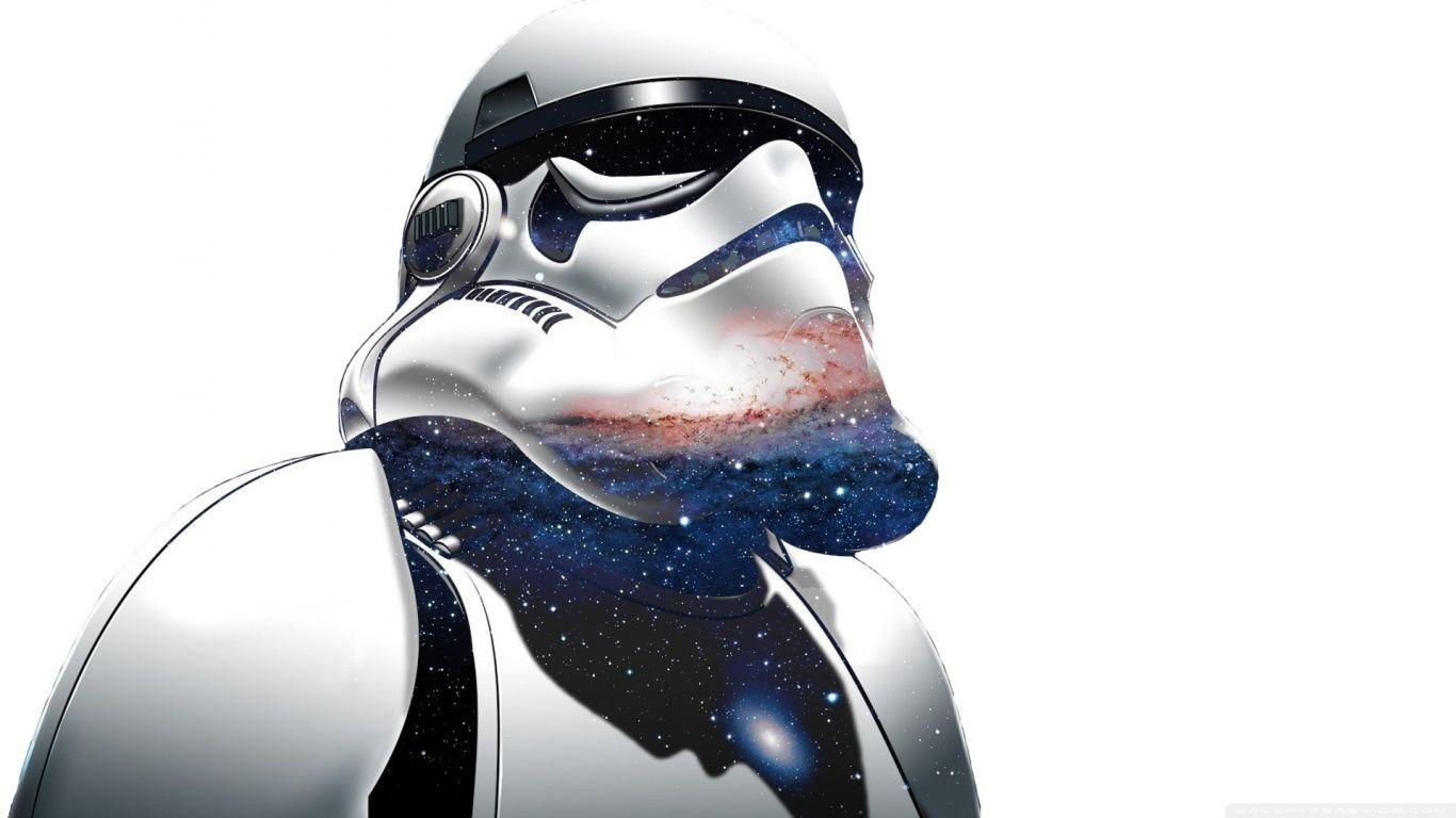 Stormtrooper Sees The Stars HD desktop wallpaper : Widescreen ...