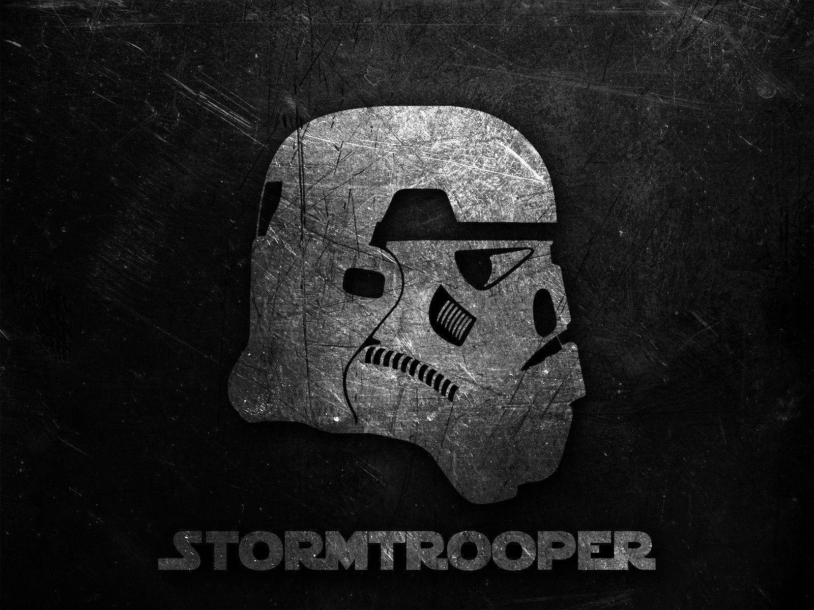 Artwork Head Metal Star Wars Stormtroopers Textures