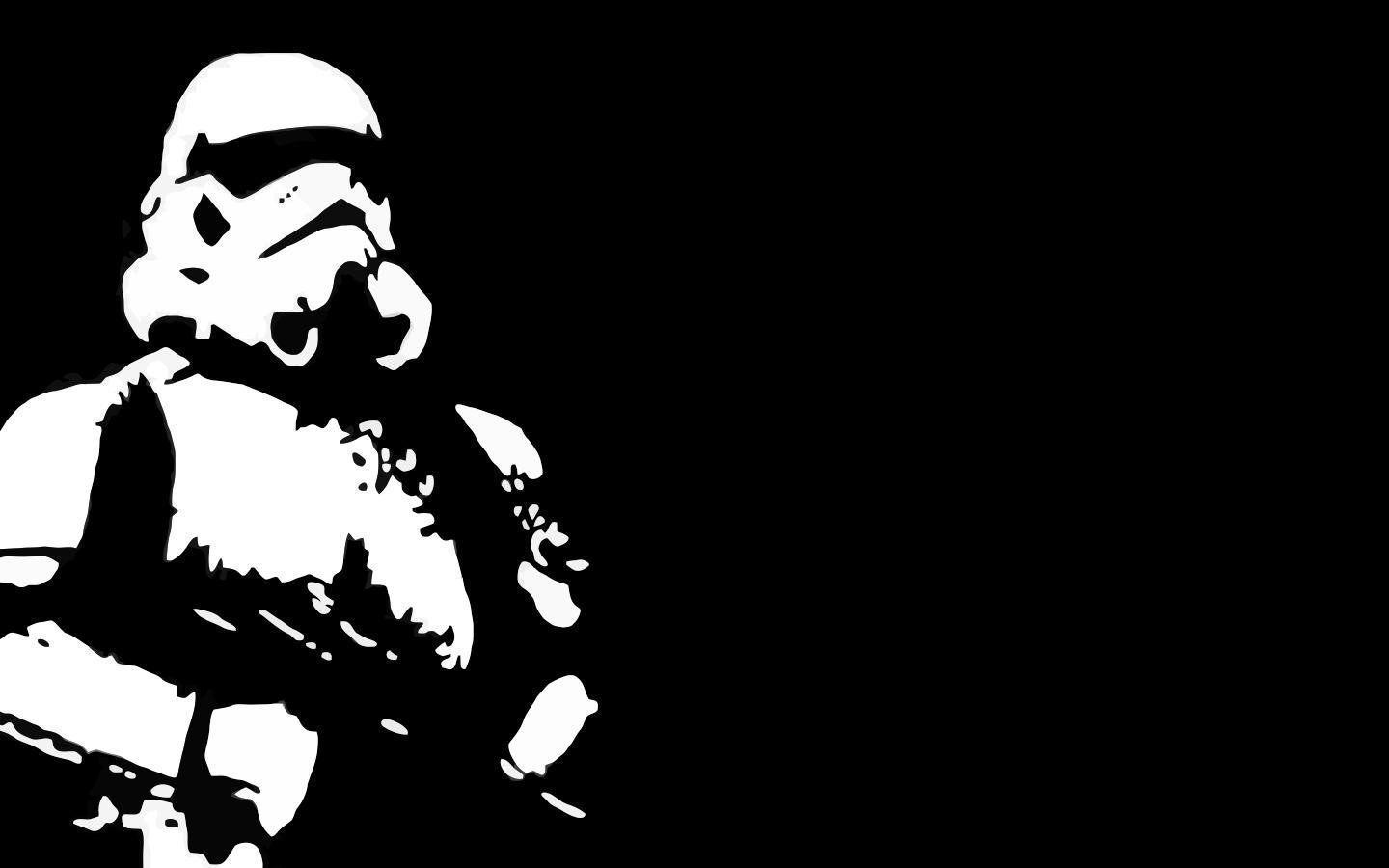 Star Wars stormtroopers black background wallpaper | 1440x900 ...