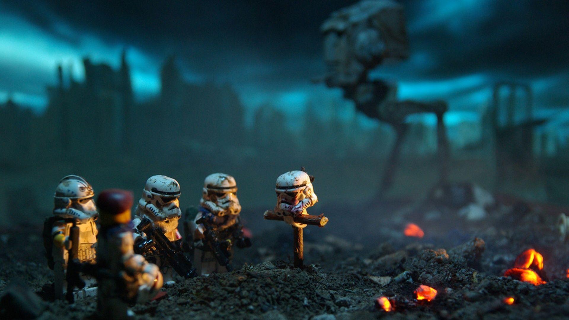 Star Wars Stormtrooper Desktop Wallpaper - WallpaperSafari