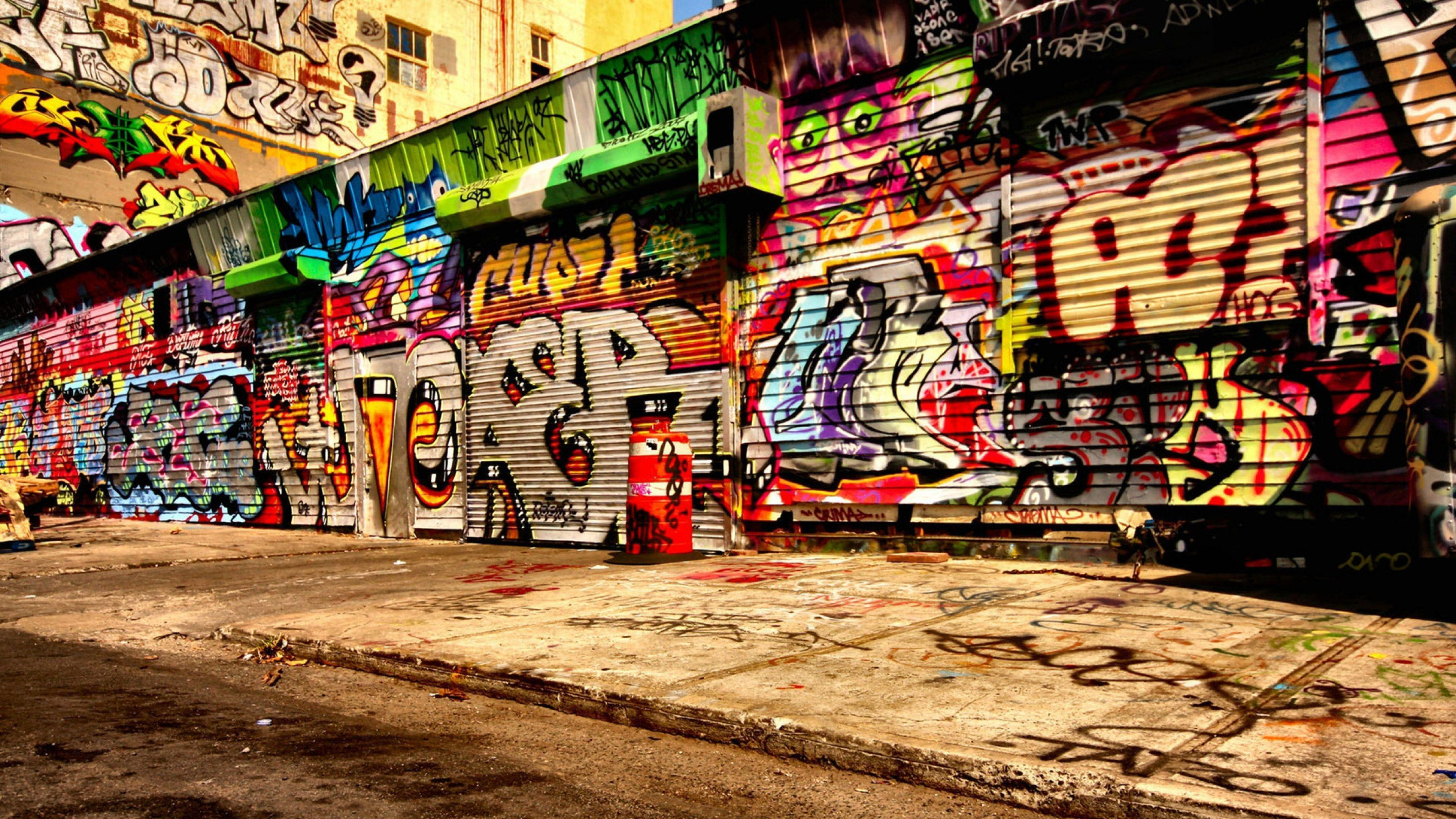Graffiti Wallpaper HD | PixelsTalk.Net