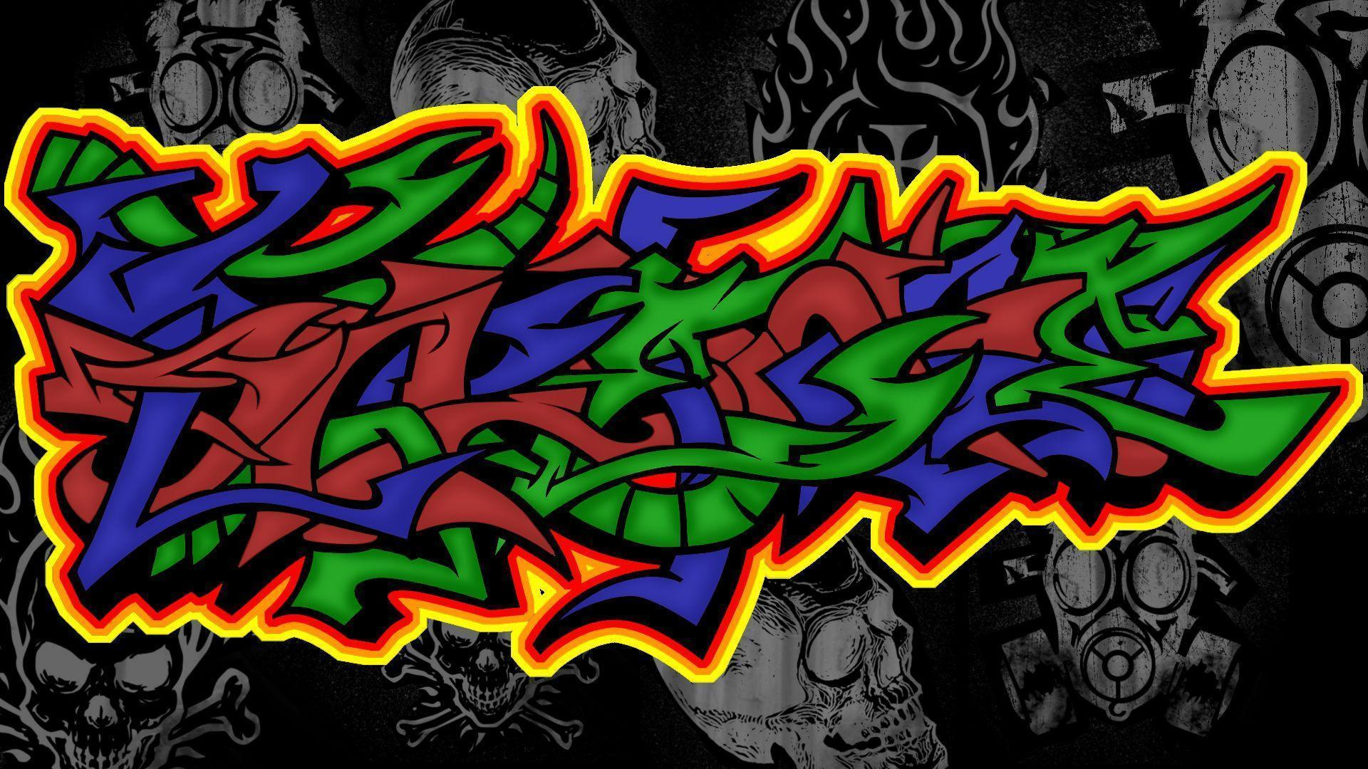 HD Graffiti Wallpapers 1080p - WallpaperSafari