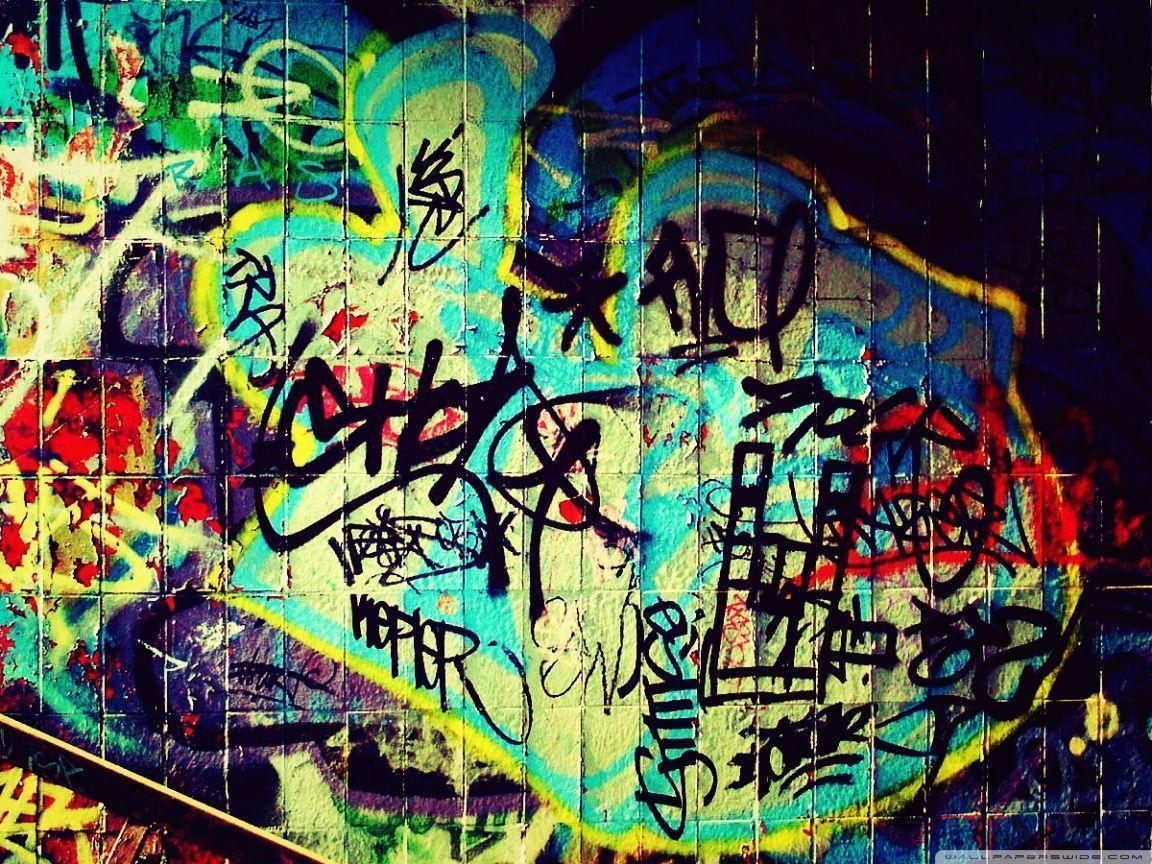 Graffiti HD desktop wallpaper : High Definition : Fullscreen : Mobile