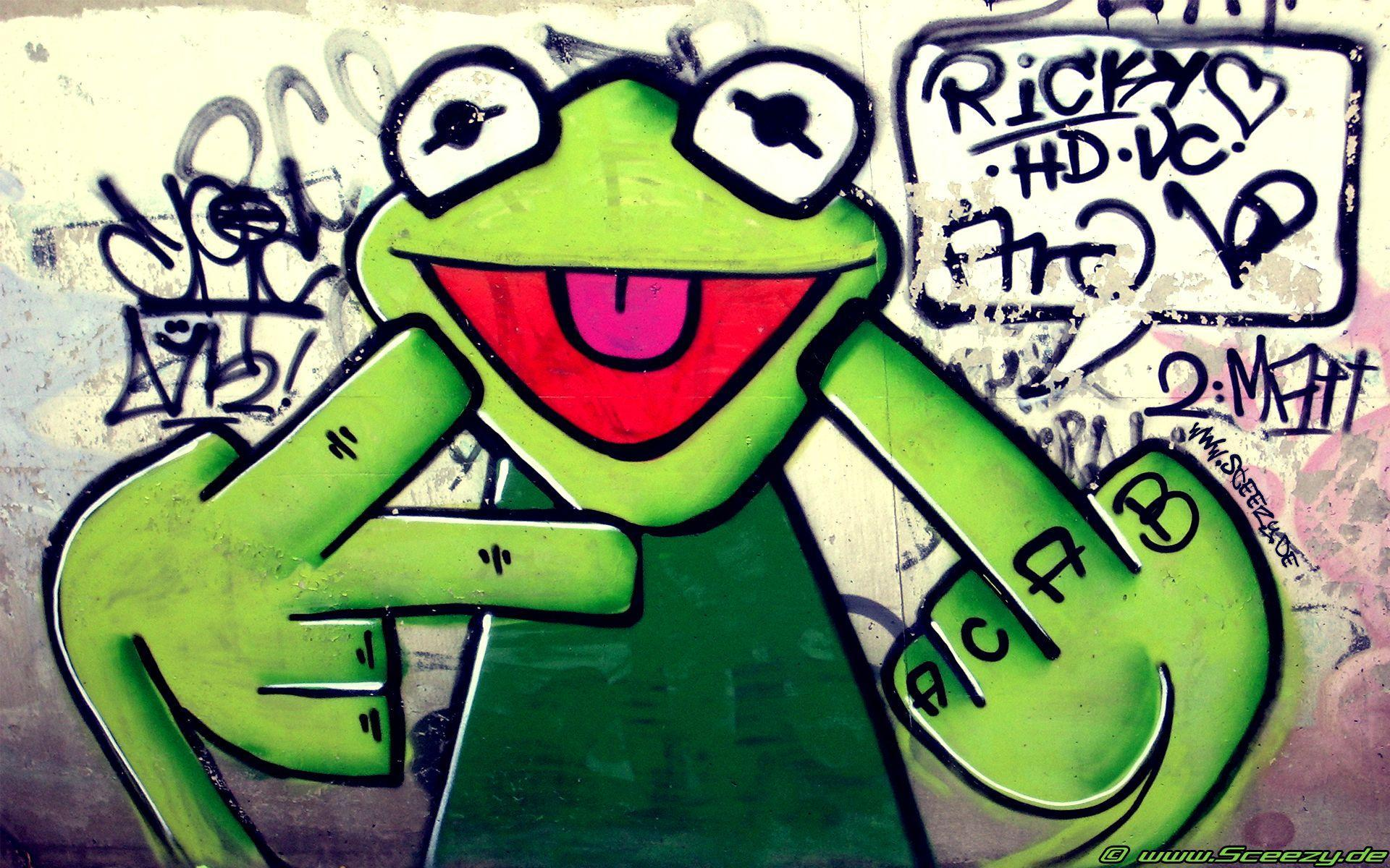 Graffiti wallpaper | 1920x1200 | #41128