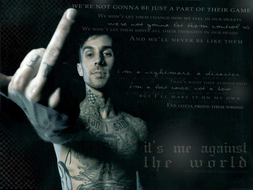 Travis Barker Wallpapers, 45 Travis Barker HDQ Pics | Wallpapers ...