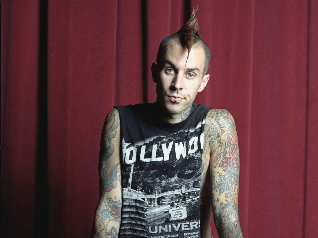 Travis Barker Pictures