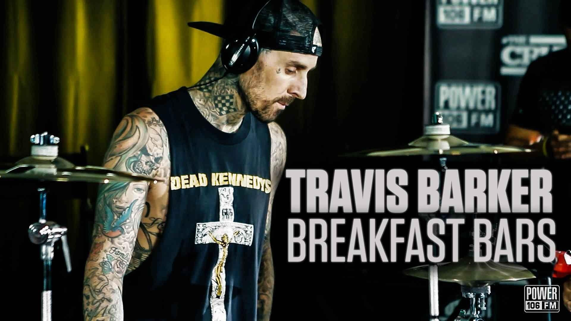 Travis Barker Premiered