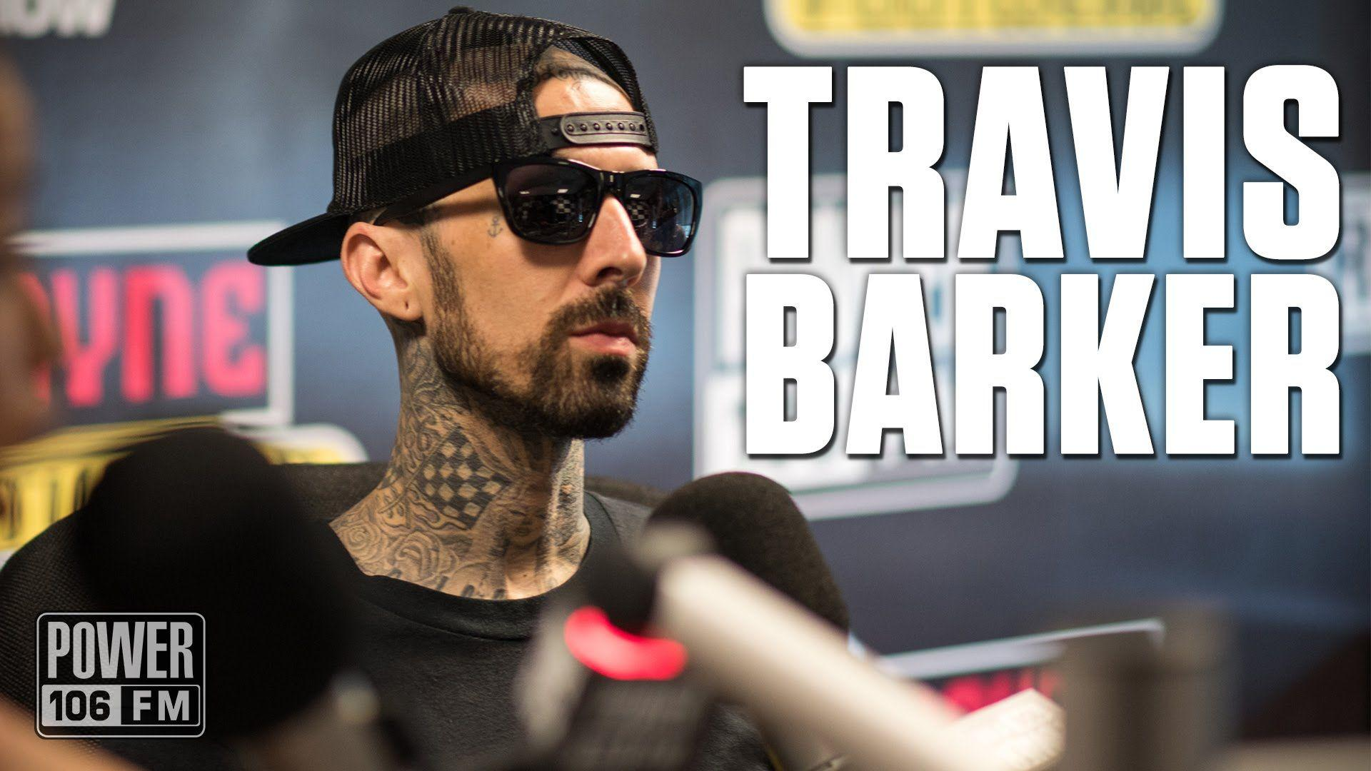 Travis Barker On Surviving Plane Crash And Recovery - YouTube