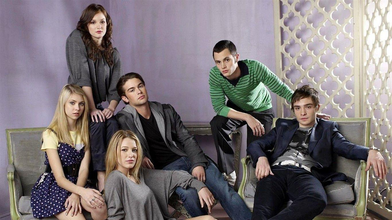 Gossip Girl wallpaper #2 - 1366x768 Wallpaper Download - Gossip ...