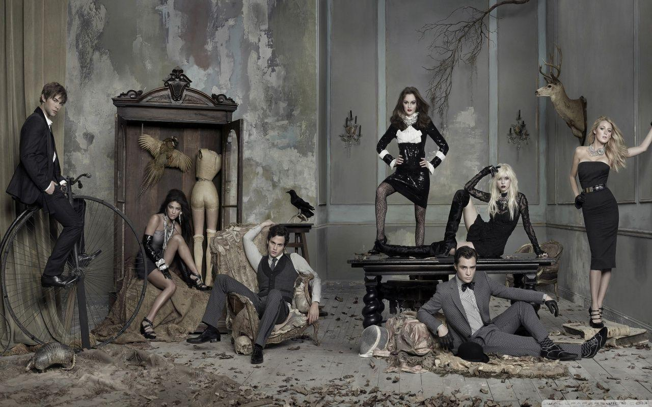 Gossip Girl HD desktop wallpaper : High Definition : Mobile