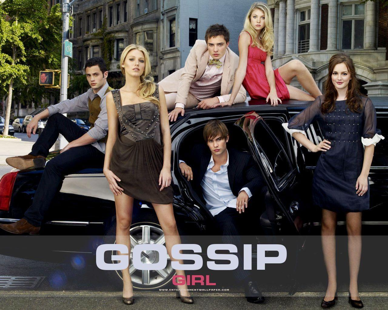 Some Ravishing Gossip Girl Wallpaper