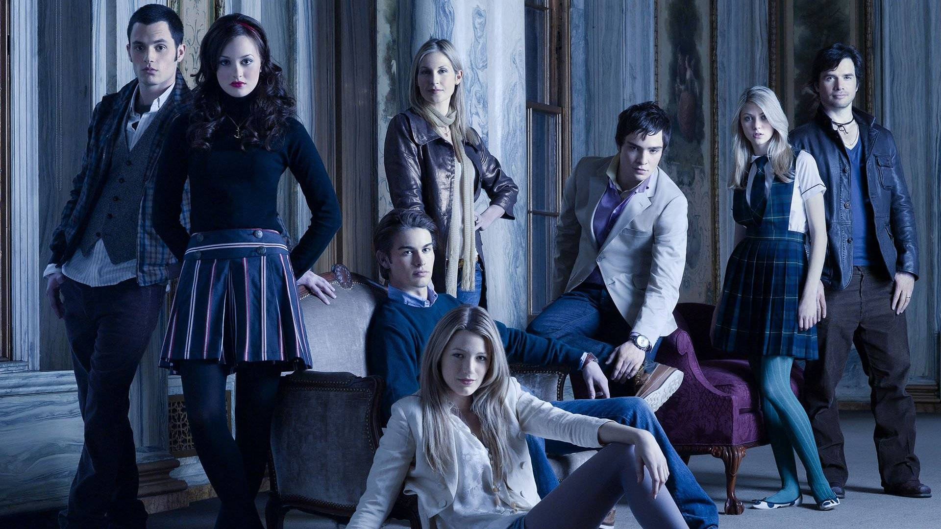 Gossip Girl - Gossip Girl Wallpaper