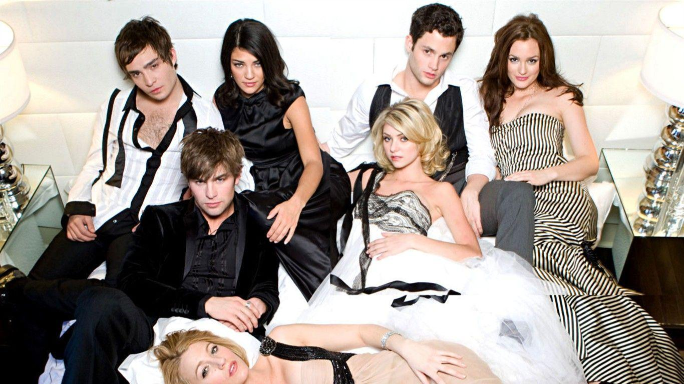 Gossip Girl wallpaper #23 - 1366x768 Wallpaper Download - Gossip ...