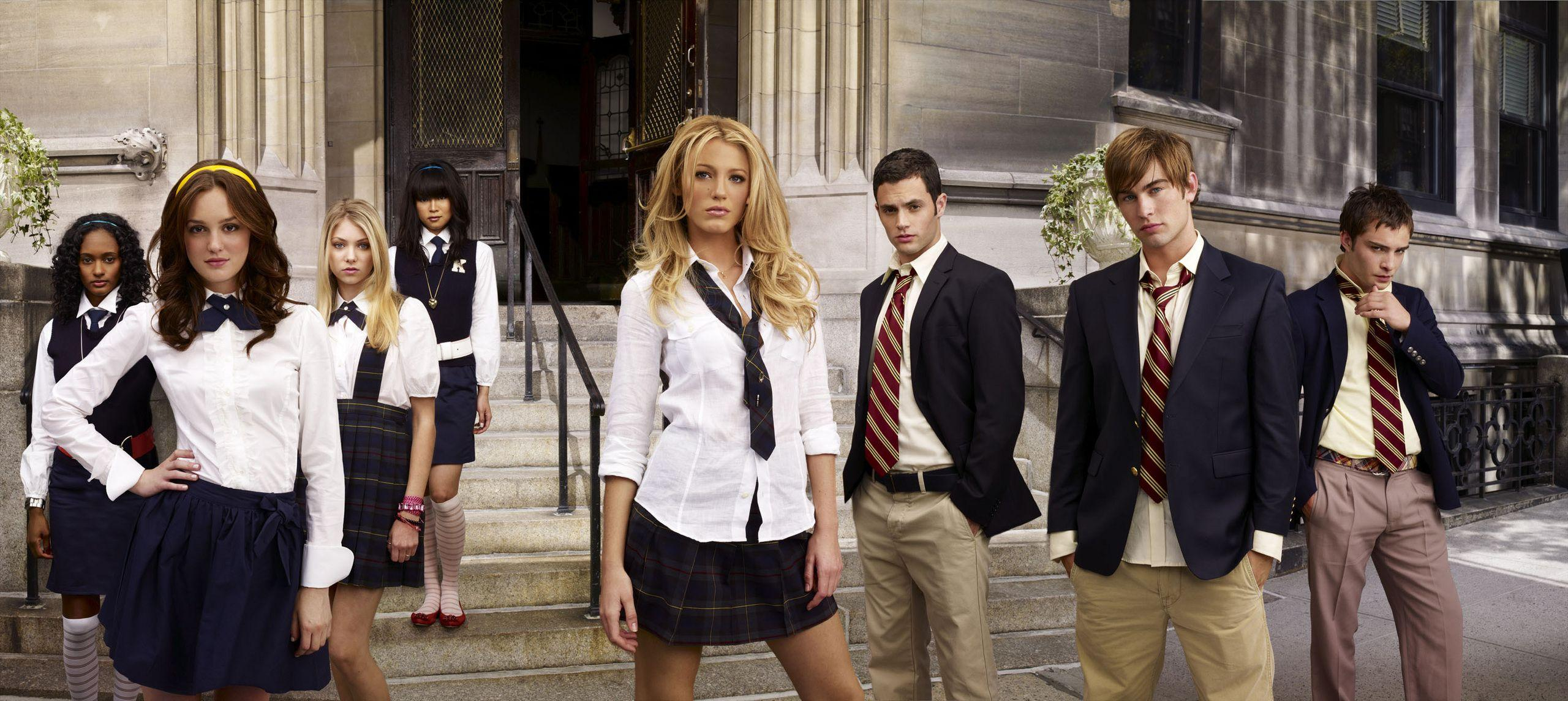 Gossip Girl HD Wallpapers for desktop download