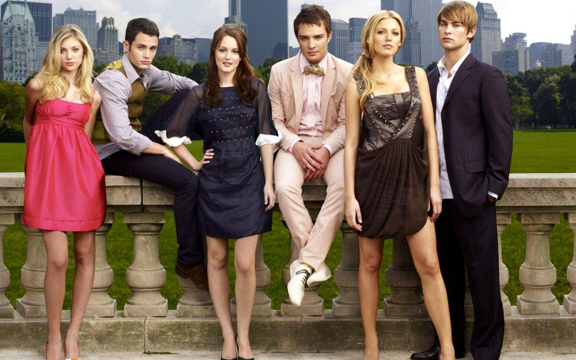 Gossip Girl Wallpapers for Widescreen Desktop PC 1920x1080 Full HD