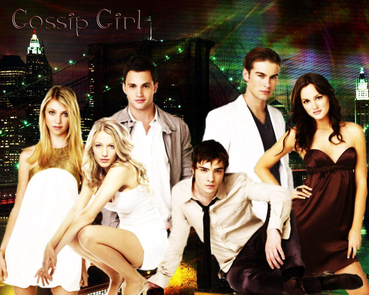 Cool wallpaper, Gossip Girl