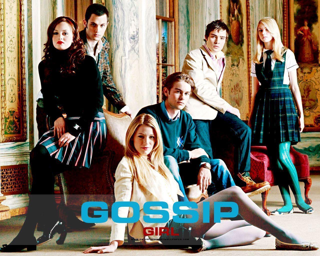 Gossip Girl Bölüm Rehberi | Tanıtım | Wallpaper | Kadro