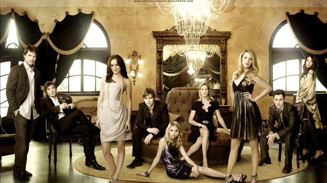 Gossip Girl wallpaper #12 - 1366x768 Wallpaper Download - Gossip ...