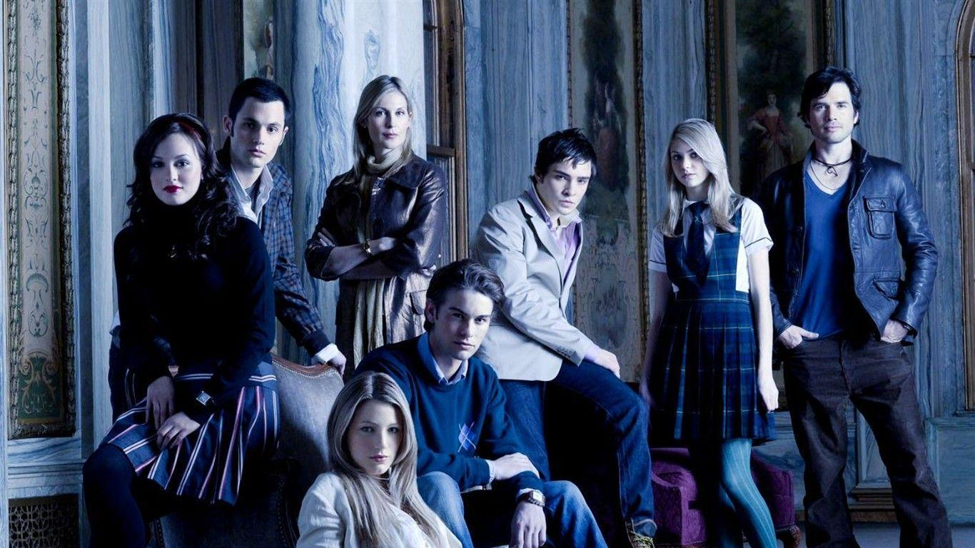 Gossip Girl wallpaper #3 - 1366x768 Wallpaper Download - Gossip ...