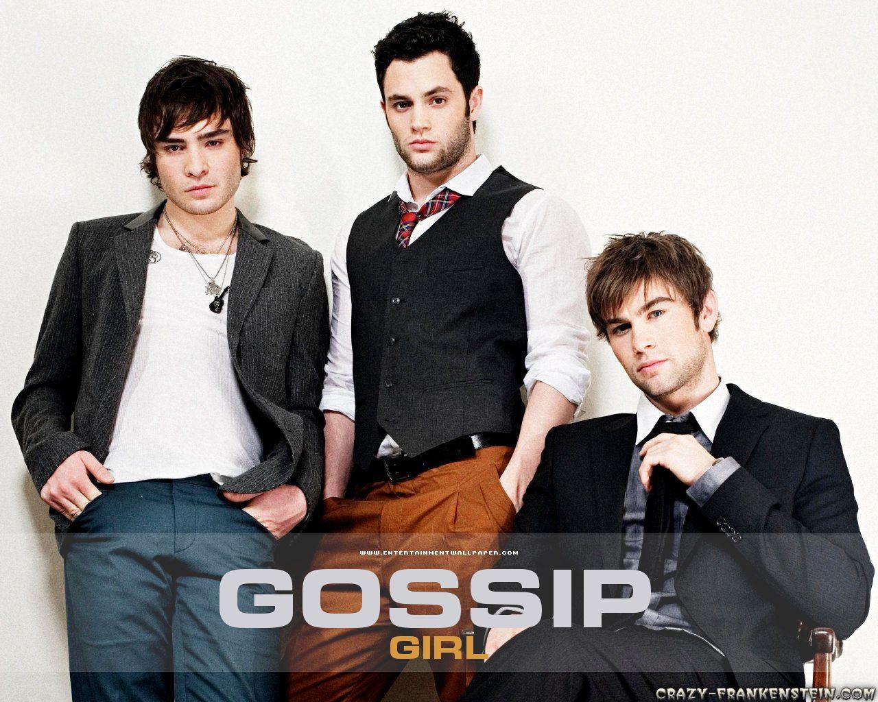 Gossip Girl wallpapers - TV Series - Crazy Frankenstein