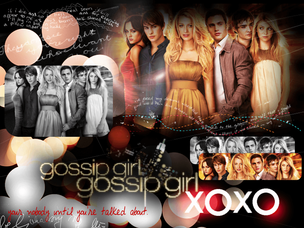 17 Best images about Gossip Girl on Pinterest | Chuck bass, Blair ...