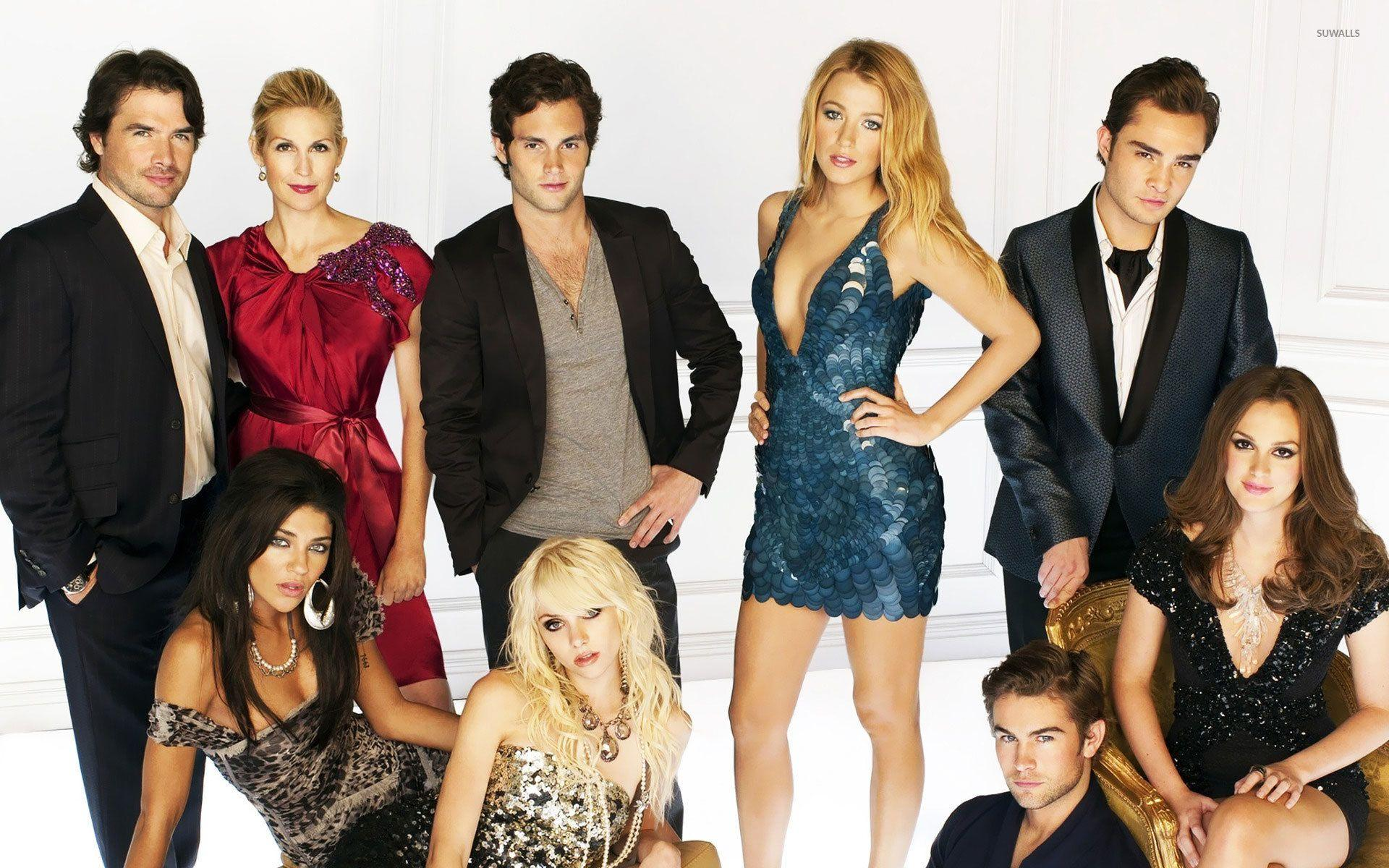 Gossip Girl wallpaper - TV Show wallpapers - #3072