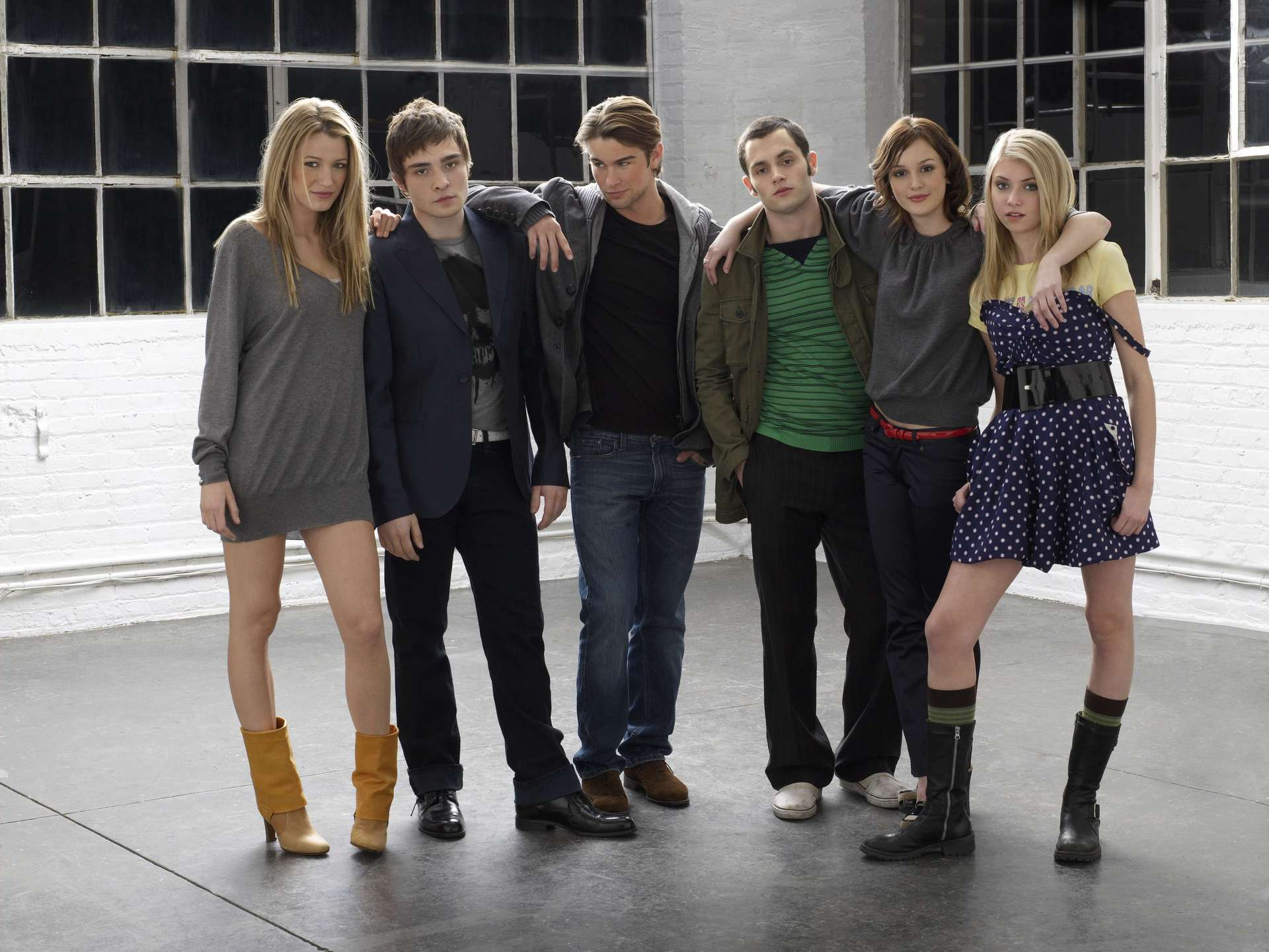 Top HD Gossip Girl Season 1 Wallpaper | TV HD | 97.53 KB