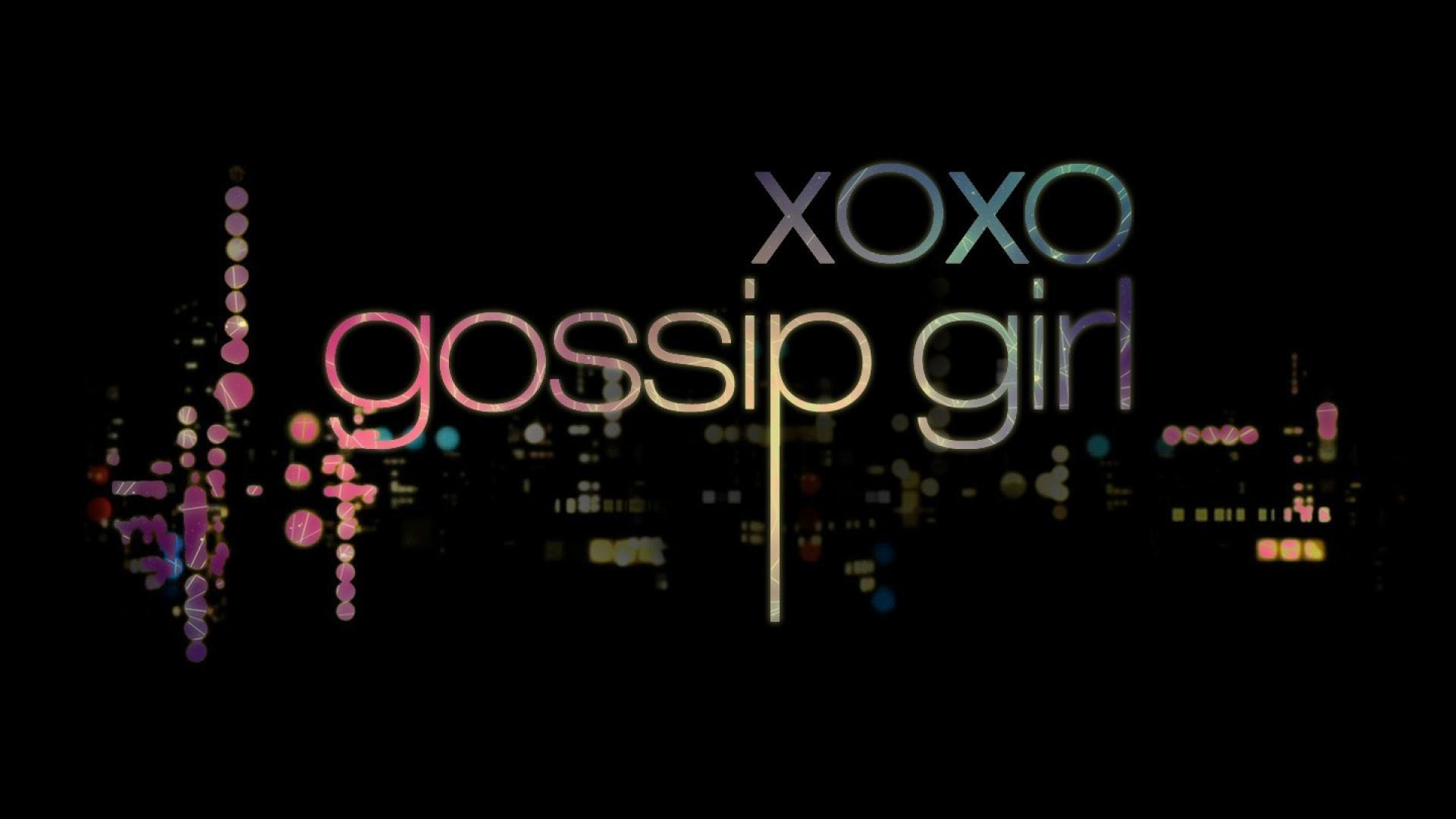 Gossip girl xoxo wallpaper | (136251)