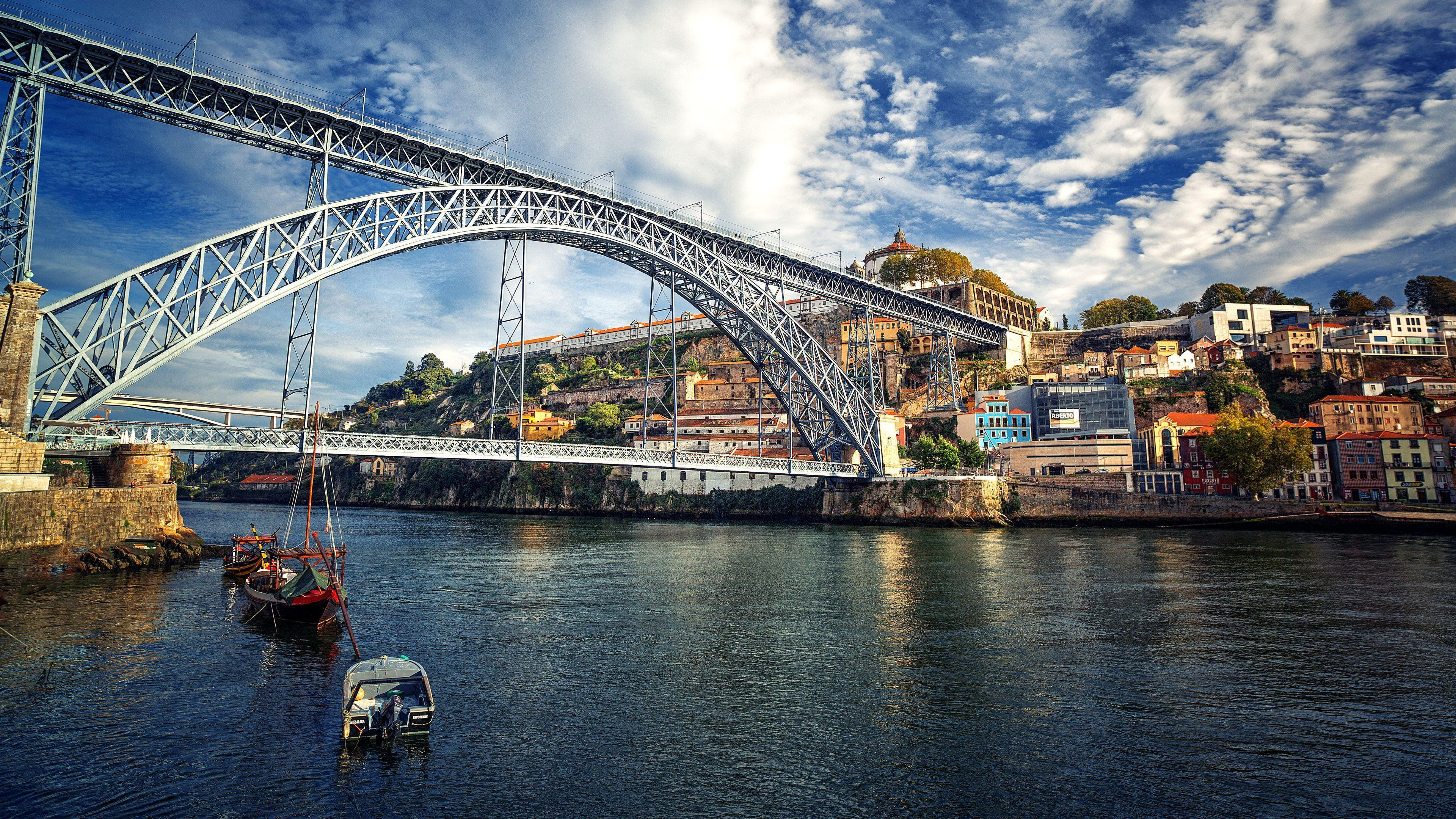 Porto, Portugal Wallpapers · 4K HD Desktop Backgrounds Phone Images